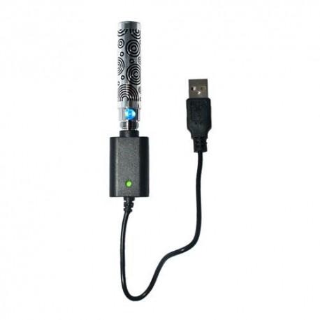 Cable pour relier votre batterie de cigarette electronique à l USB