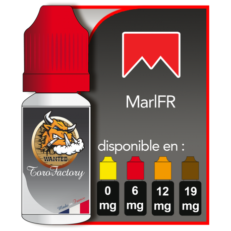 E-liquide  francais goût saveur MB USA MIX