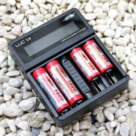 chargeur haut de gamme EFEST LUC 4 LCD